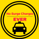 No Surge Price – Ever! St. Charles Yellow Cab